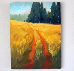 Country Trail, Oil Painting