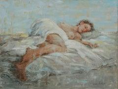 Restful II, Oil Painting