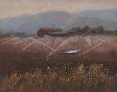 Valley Farm, Original Painting