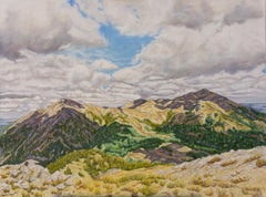 Mountain Majesty, Oil Painting