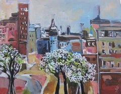For the Love of New York Part V, Original Painting