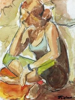 Moment in the Sun, Original Painting