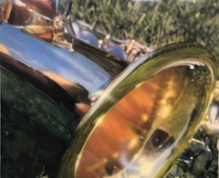 Saxophone #2, Original Painting