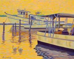 Lulu Belle, Oil Painting