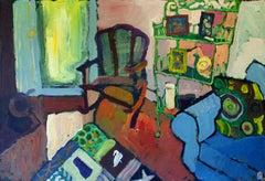 Interior Space #2, Original Painting