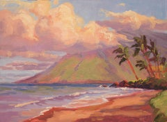 West Maui in Spring, Oil Painting