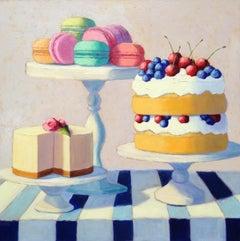 Sweet Favorites, Oil Painting