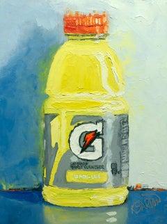Lemon-Lime, Oil Painting