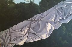 San Juan Sail, Oil Painting