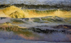 Evening Wave, Oil Painting
