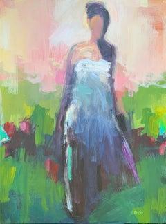 Walk of Splendor, Original Painting