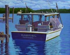 Gabriel, Original Painting