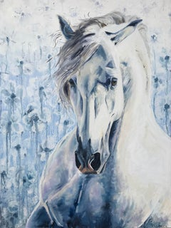 Brave One, Oil Painting