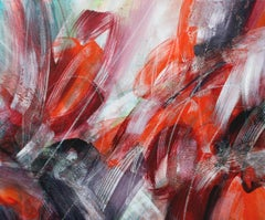 Flazipamoo, Abstract Painting