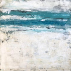 Blue Crush, Abstract Painting