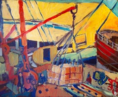 On the Waterfront, Original Painting