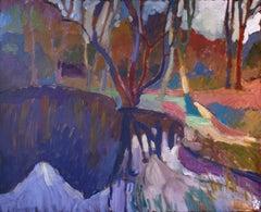 Ghost Woods, Original Painting