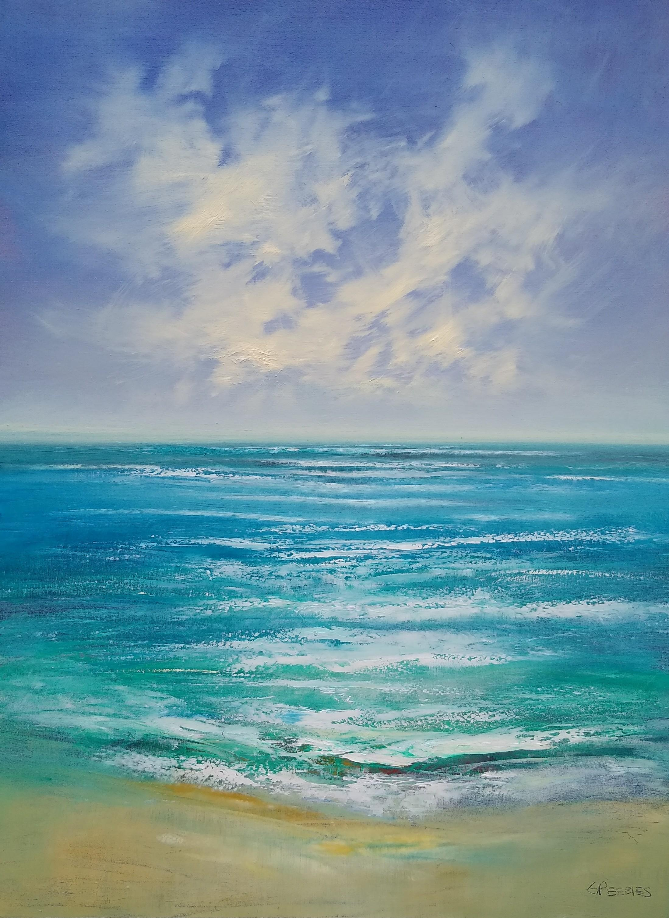 The Riptide, Oil Painting