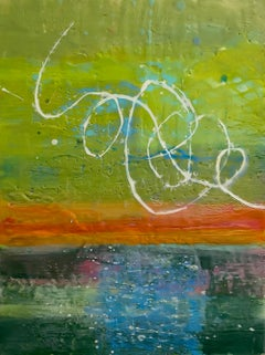 Love Knot, Abstract Painting