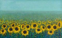 Sunflowers , Original Painting