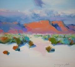 Sedona View, Oil Painting