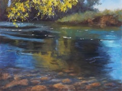 The Color of Water, Original Painting