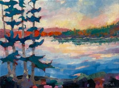 Light on Lopez, Oil Painting