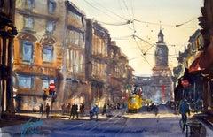 Milan I, Original Painting