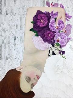 Slumber Etude No. 1, Oil Painting