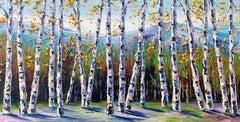 Reverie, Oil Painting