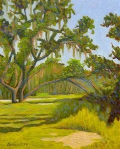 Myakka Glory, Oil Painting