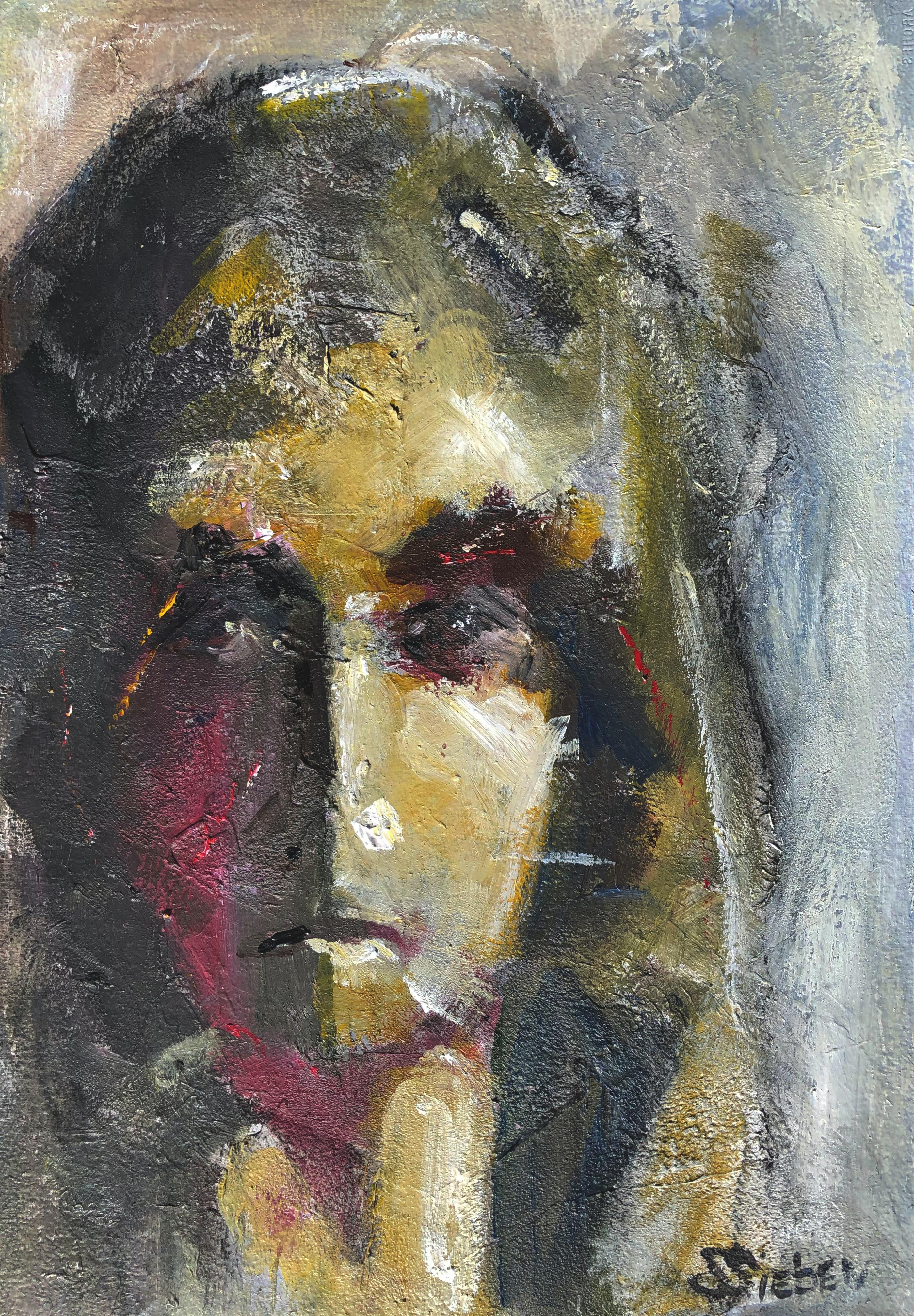 Reflect, Original Painting
