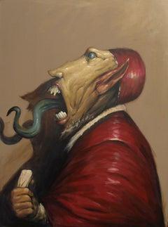 The Zealot, Original Painting
