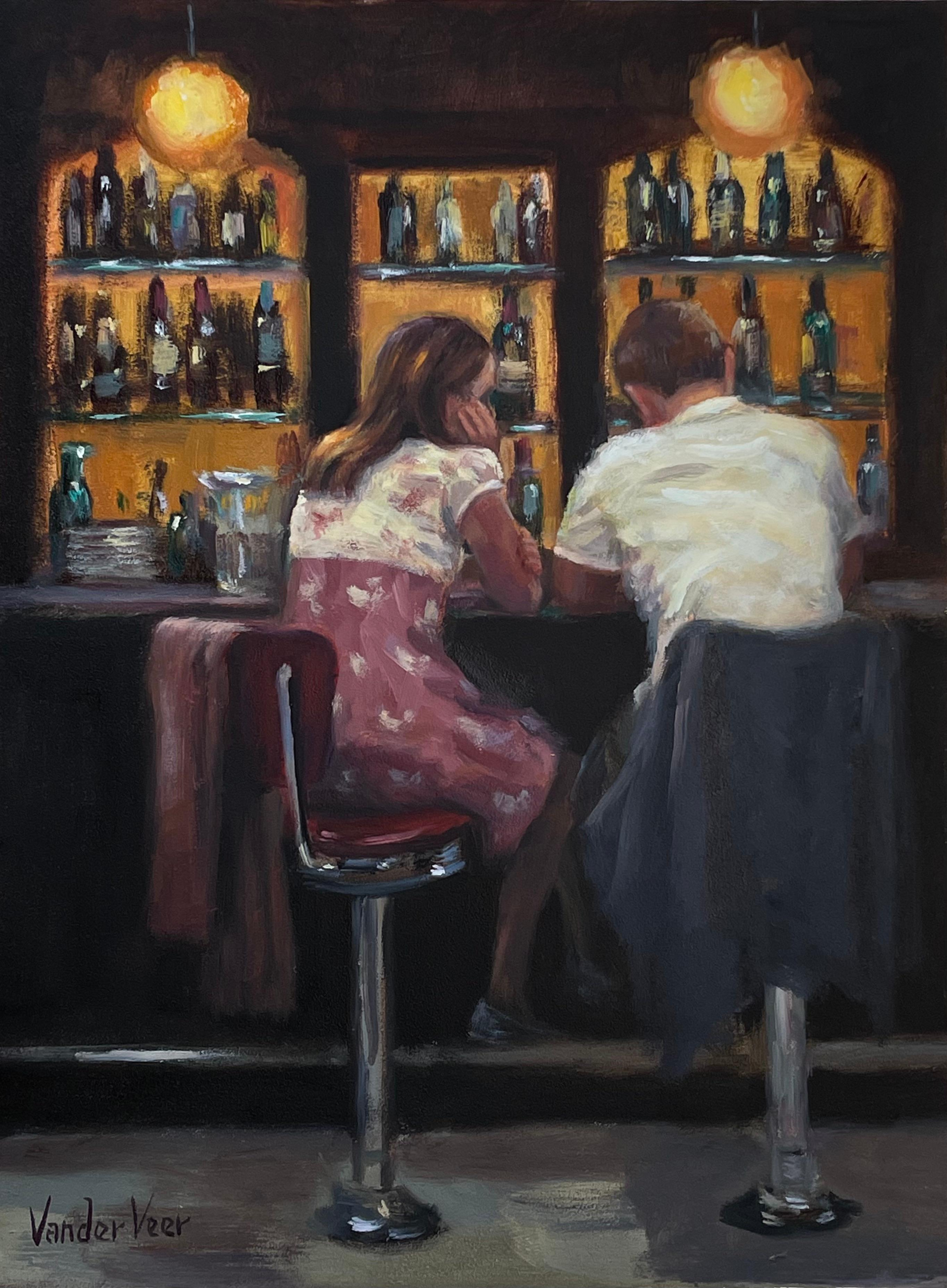 I Should Have Told You, Oil Painting
