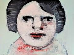 Lucia, Original Painting