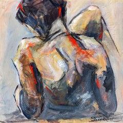 Laid Back, Original Painting
