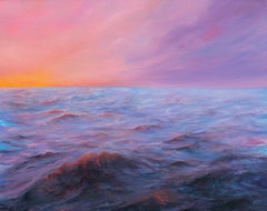 Abyss, Oil Painting