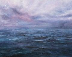 Hopeful, Oil Painting