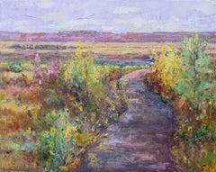 Flow, Oil Painting