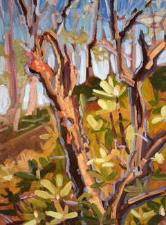 Laurel Highlands, Oil Painting