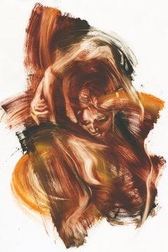 Wings, Oil Painting