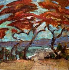 Path to Hidden Beach, Original Painting