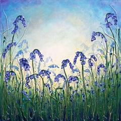 Bluebell Dance, Original Painting