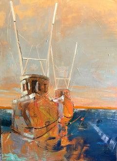 Nautical Twilight, Original Painting
