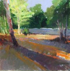 Sunlit Corner, Original Painting