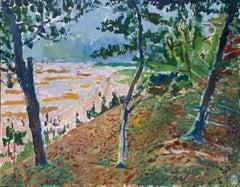 Island Trail, Original Painting