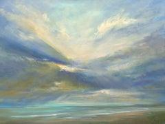 Heavenly Light V, Oil Painting