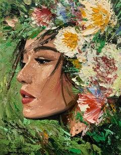 Vera, Oil Painting