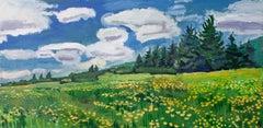Uplands, Original Painting