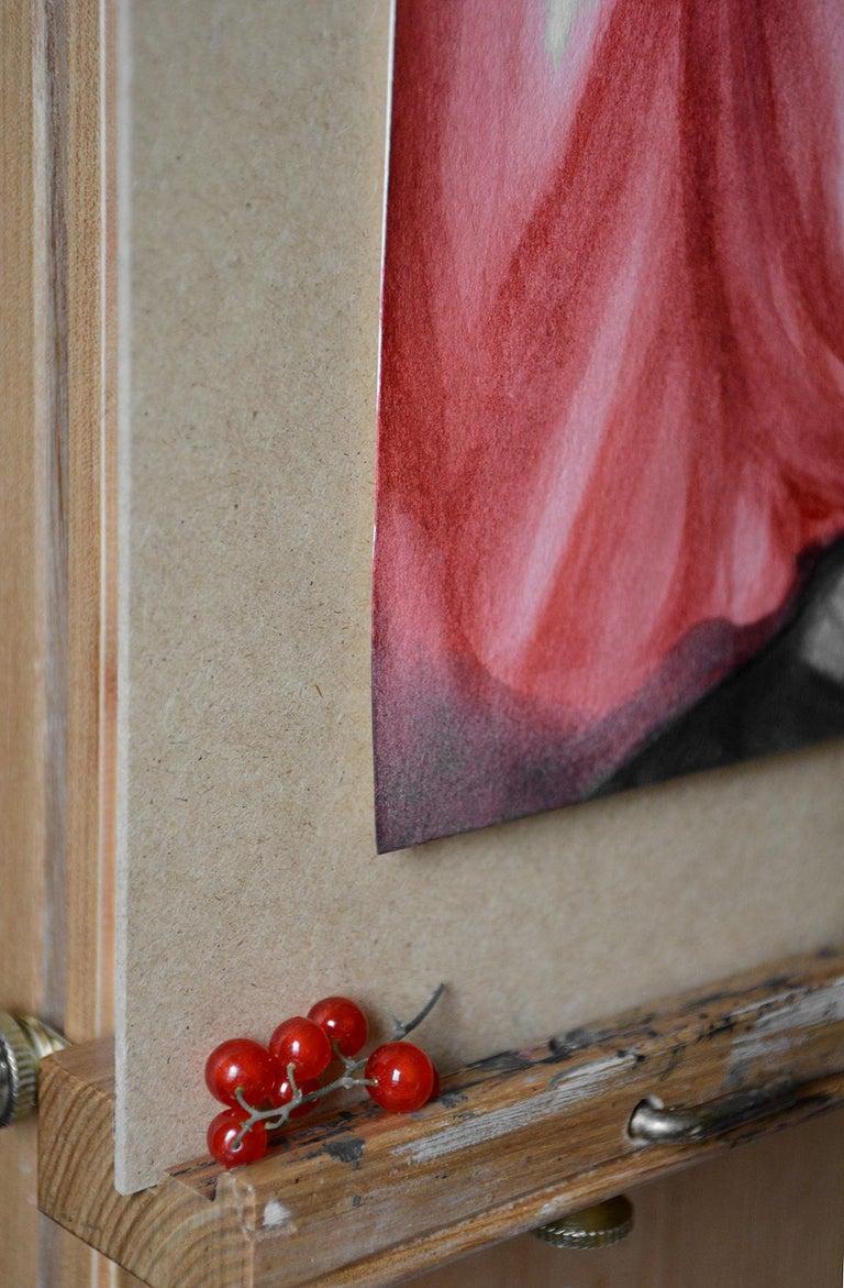 Mary With a Dove - Art by Suzanna Orlova